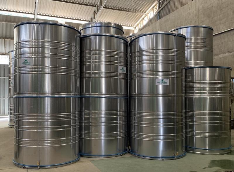 Fabrica de caixa d água inox