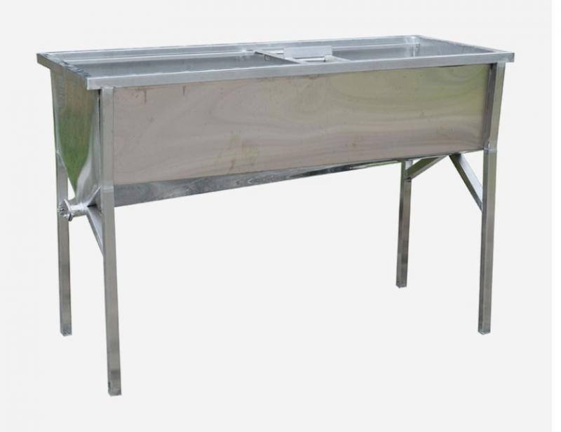 Mesa desoperculadora para mel