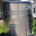 Caixa d água inox valor